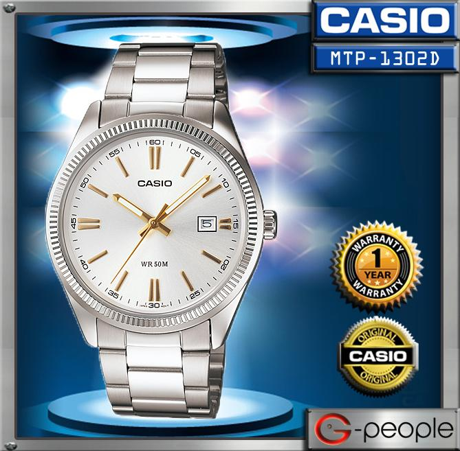 CASIO MTP-1302D-7A2V GENTS WATCH ☑ORIGINAL☑