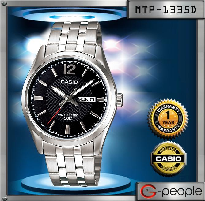 CASIO MTP-1335D-1AV GENTS WATCH ☑ORIGINAL☑