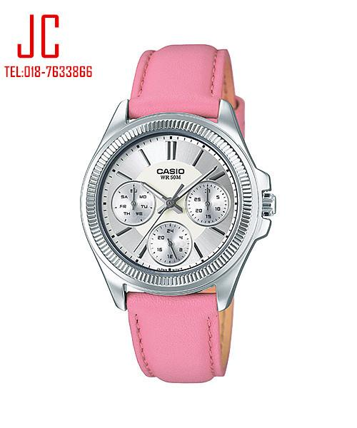 CASIO MULTI HAND LADY LTP-2088L-4AV