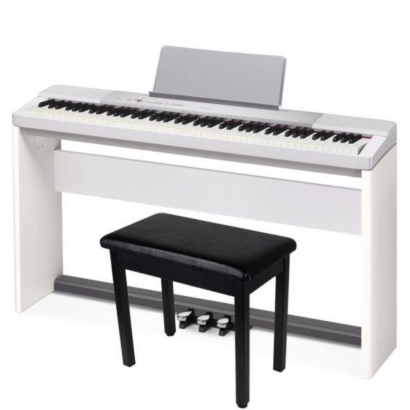 Casio Privia PX150 White Digital piano 88 keys free Stand,Chair,Pedal