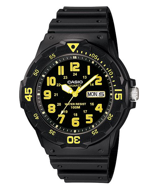 CASIO STANDARD ANALOG GENTS MRW-200H-9B