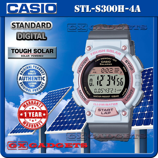 casio stl s300h 4a standard digital watch tough solar