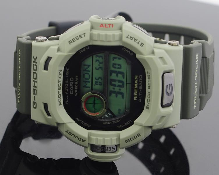 Casio TOUCH SOLAR G-SHOCK G-9200ER-3DR