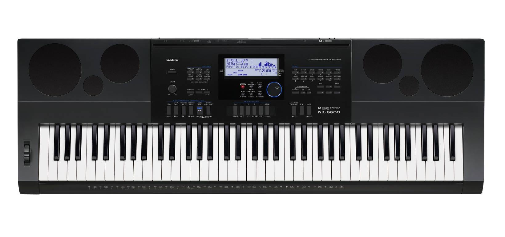 Casio WK6600 WK 6600 High Grade 76 Key Keyboard