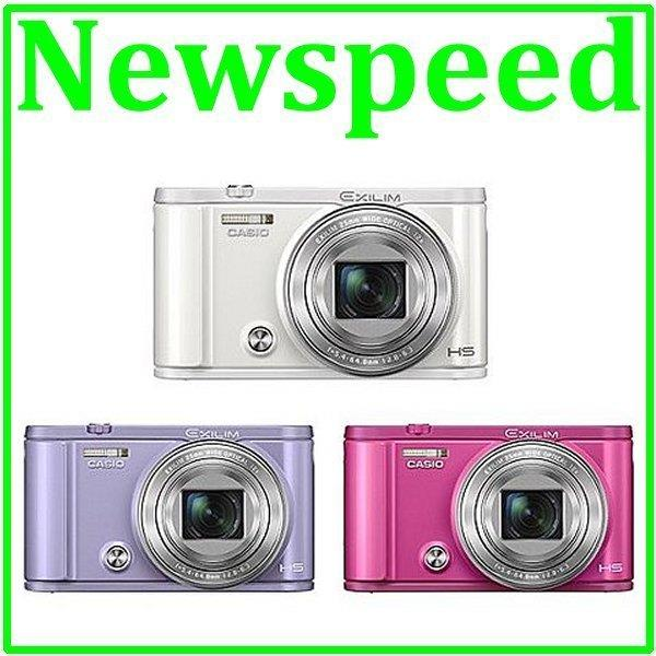New Casio EX-ZR3600 Selfie Digital Camera + 8GB+Case