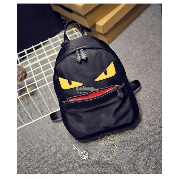 Casual Creepy Monster Backpack / Casual Cool Backpack