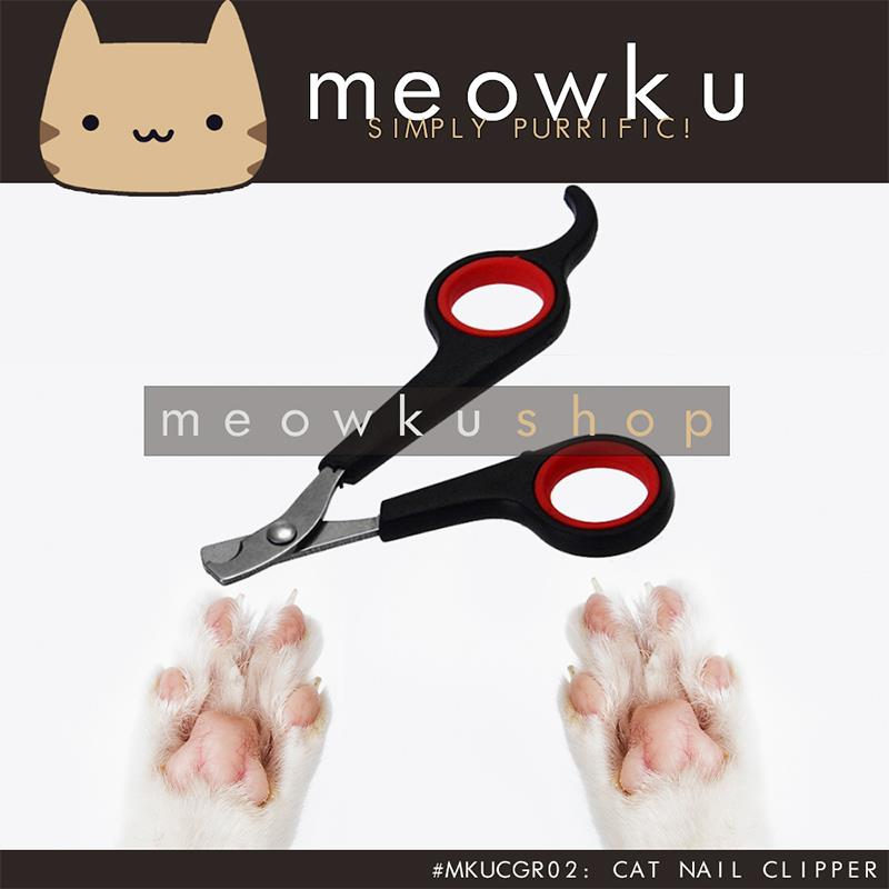 Cat Claw Callipers (Mini Easy Nail Paws Trimmer Pet Cat Dog Grooming)