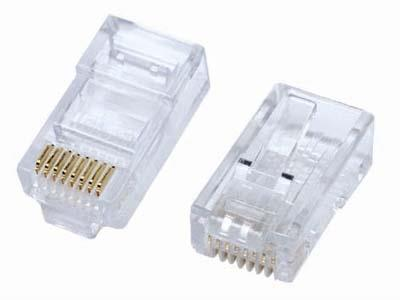 Cat6 Connector 3mil