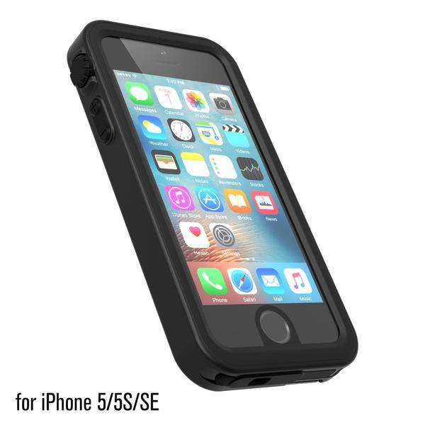 Catalyst Waterproof Case for Apple iPhone SE - Stealth Black