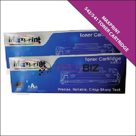 CB542A (542/541) MAXPRINT  CARTRIDGE LASER TONER