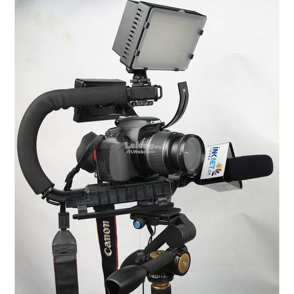 CC-VH02 Video Camera/Camcorder Action Stabilizing Handle