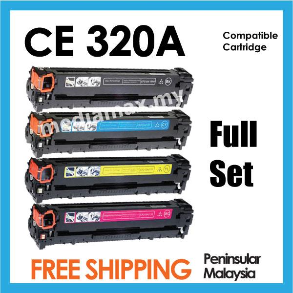 CE320A/128A Compatible-HP LaserJet Pro CP1525 CP1525nw CP 1525 1525nw