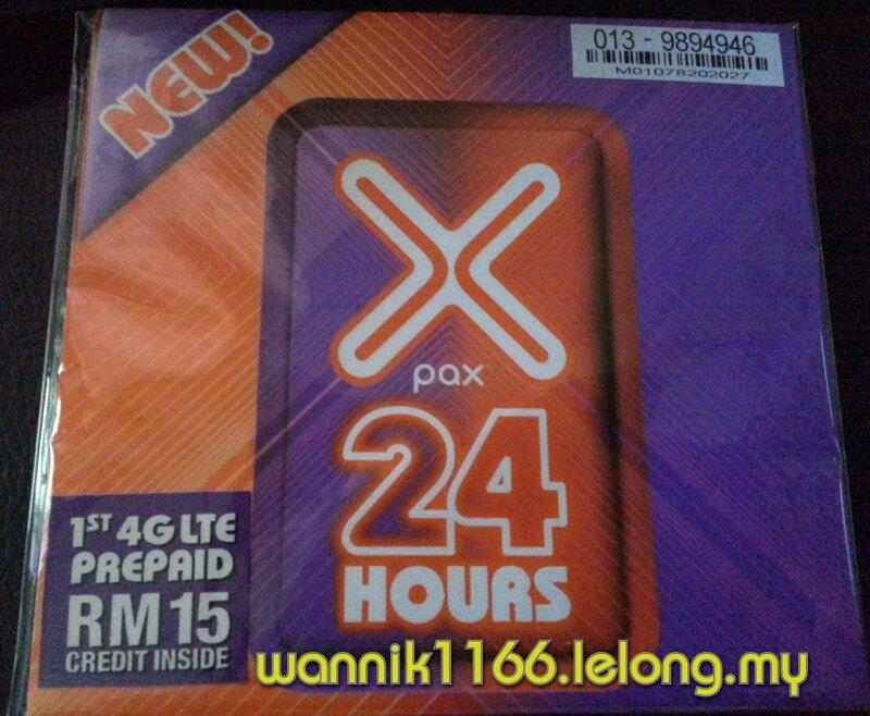 CELCOM XMAN 4GLTE LIMITED EDITION  - Free Shipping!