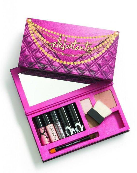 CELEBUTANTE MAKEUP SET BY BENEFIT
