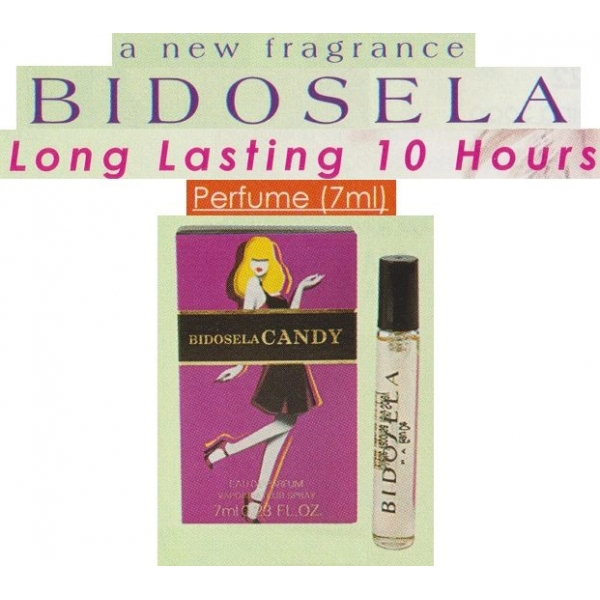 **CELLY** 100 % AUTHENTIC LONG LASTING BIDOSELA PERFUME~(CANDY)~