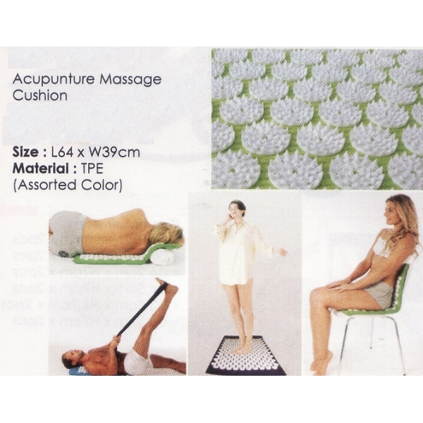 **CELLY** ACUPUNTURE MASSAGE CUSHION