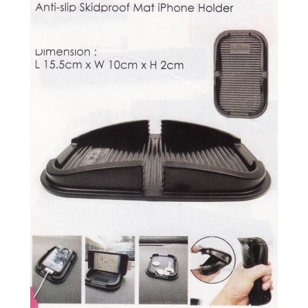 **CELLY** ANTI-SLIP SKIDPROOF MAT IPHONE HOLDER