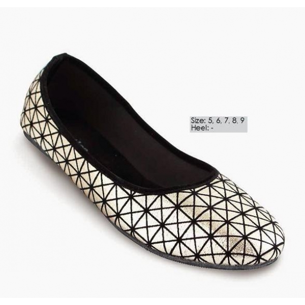 **CELLY** AUTHENTIC LADIES FLAT SHOE (MIX)