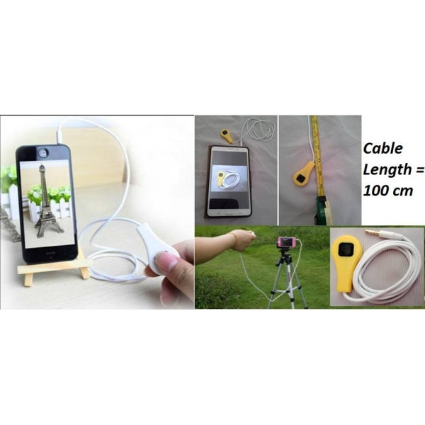 **CELLY**CAMERA REMOTE CONTROL SHUTTER CABLE (ANDROID)