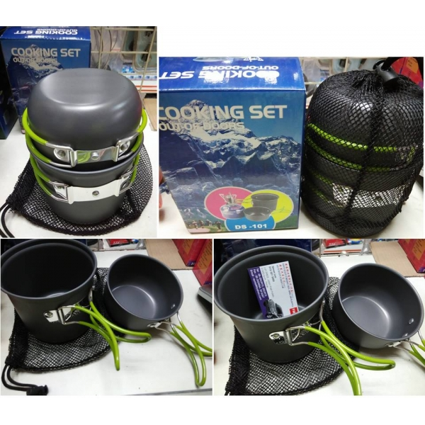 **CELLY**CAMPING COOKING SET