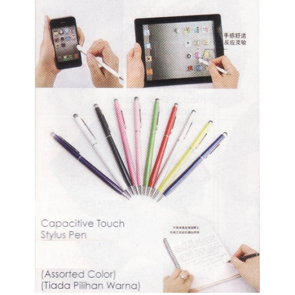**CELLY** CAPACITIVE TOUCH STYLUS PEN