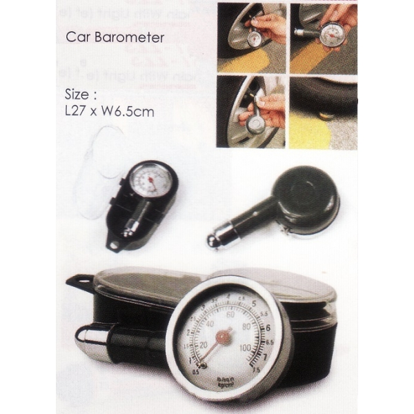 **CELLY** CAR BAROMETER