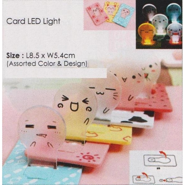 **CELLY**CARD LED LIGHT (??LED??)