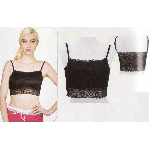 **CELLY**COMFORTABLE ~ HIGH QUALITY TUBE TOP ~ (BLACK)