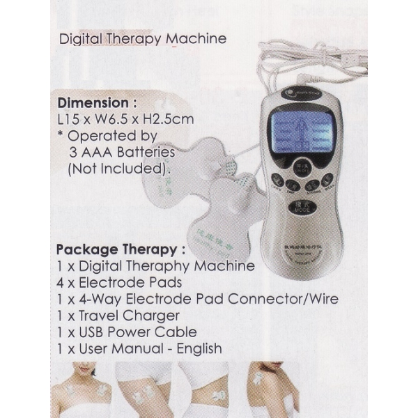 **CELLY** DIGITAL THERAPHY MACHINE