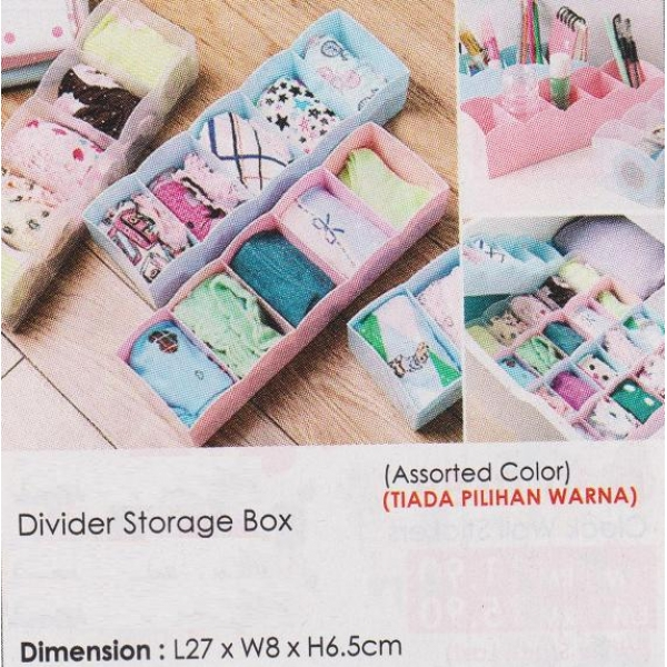 **CELLY**DIVIDER STORAGE BOX (???????????)