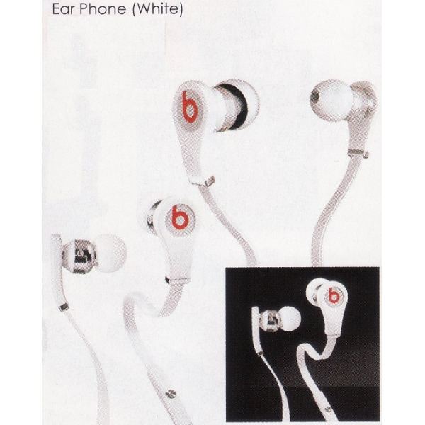 **CELLY** EAR PHONE(WHITE)