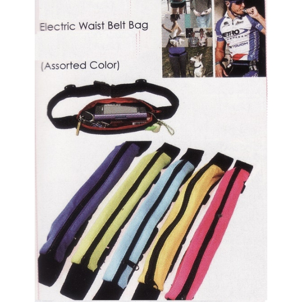 **CELLY** ELECTRIC WAIST BELT BAG
