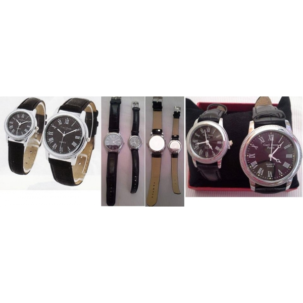 **CELLY**FASHIONABLE COUPLE WATCH