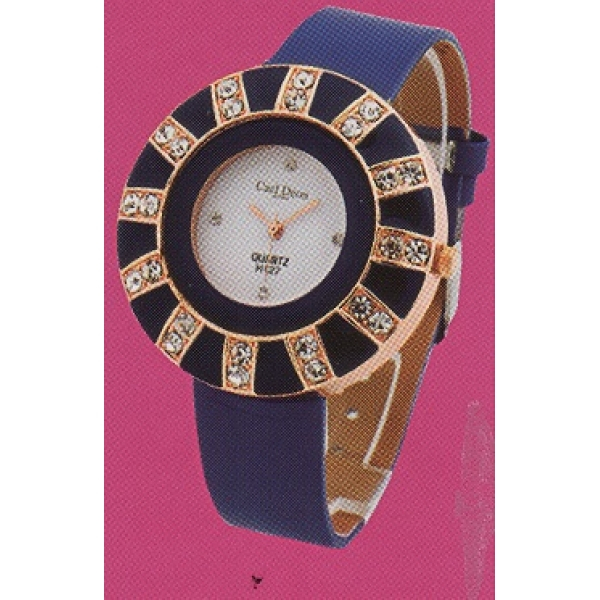 **CELLY**Fashionable Ladies Watch (Blue)