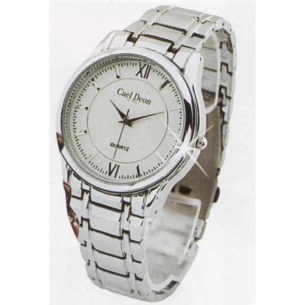 **CELLY**FASHIONABLE LADIES WATCH (SILVER)