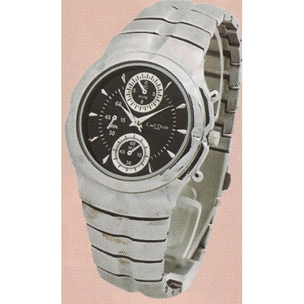 **CELLY**Fashionable Men Watch (Silver)