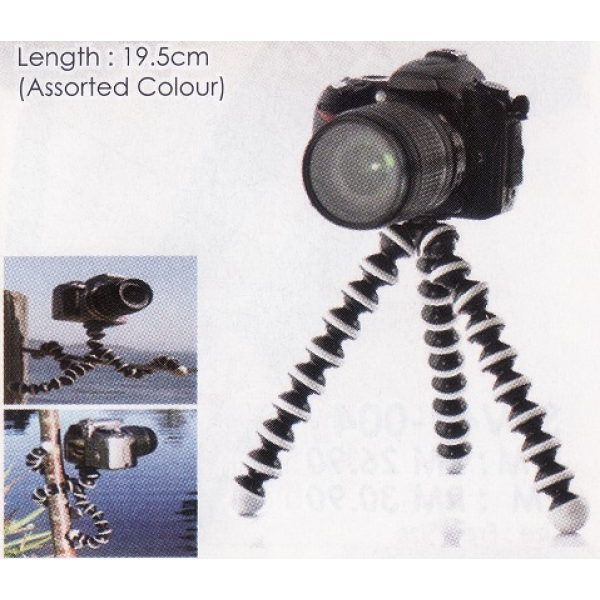 **CELLY**Flexible Camera Tripod