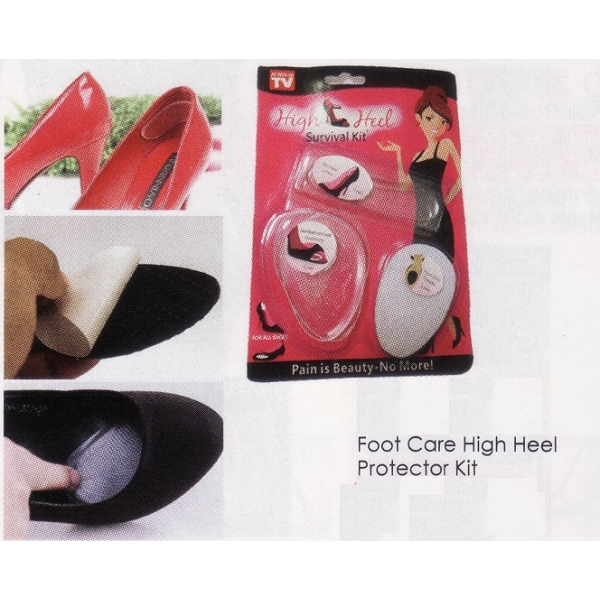 **CELLY** FOOT CARE HIGH HEEL PROTECTOR KIT