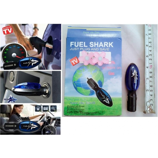 **CELLY**FUEL SHARK CAR POWER SOCKET
