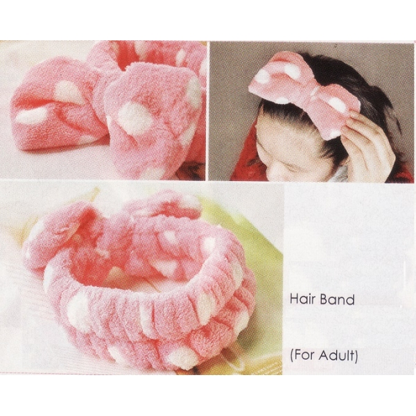 **CELLY** HAIR BAND(FOR ADULT)