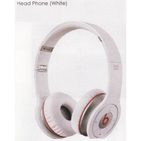 **CELLY** HEAD PHONE (WHITE)