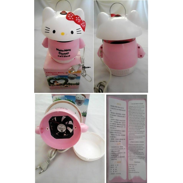 **CELLY**HELLO KITTY ELECTRIC MOSQUITO CATCHER