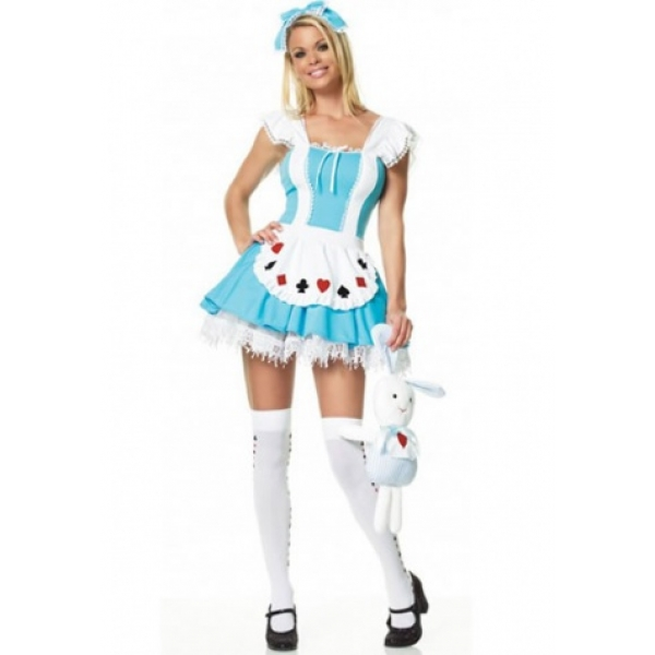 **CELLY** IMPORTED ALICE IN WONDERLAND COSTUME