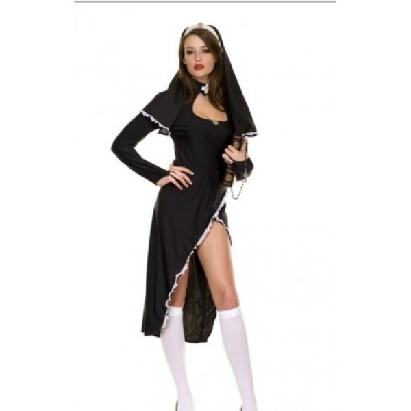 **CELLY**IMPORTED BLACK SEXY DOCTOR COSTUME