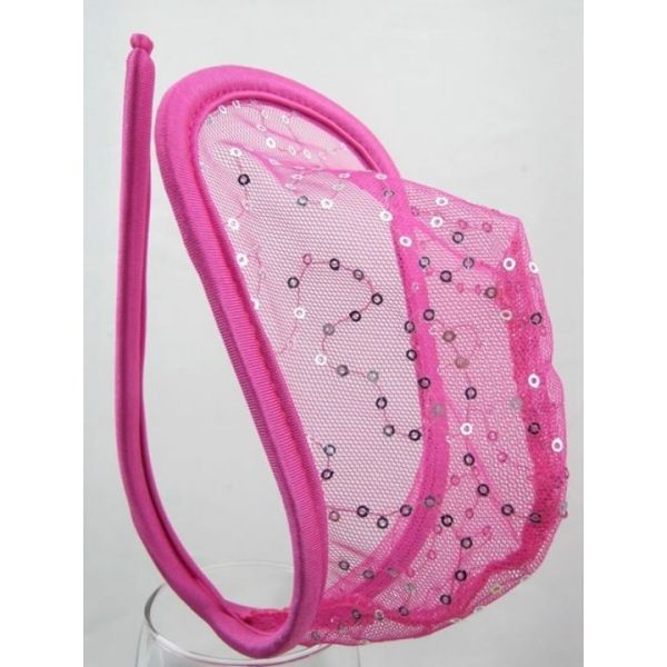 **CELLY** IMPORTED C STRING FOR MEN (PINK)