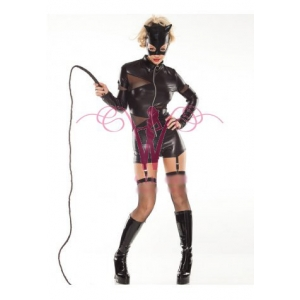 **CELLY** Imported Cunning Catwoman Costume