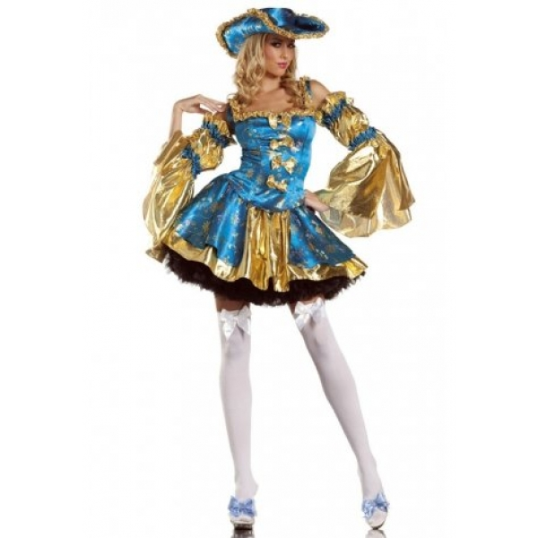 **CELLY**IMPORTED DELUXE GOLD PIVATE COSTUME