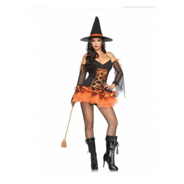 **CELLY**IMPORTED FANTASTIC WITCH COSTUME