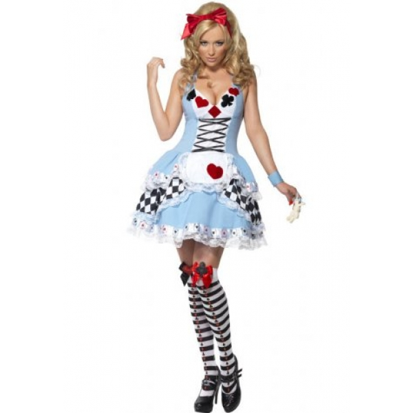**CELLY** IMPORTED FEVER MISS ALICE COSTUME