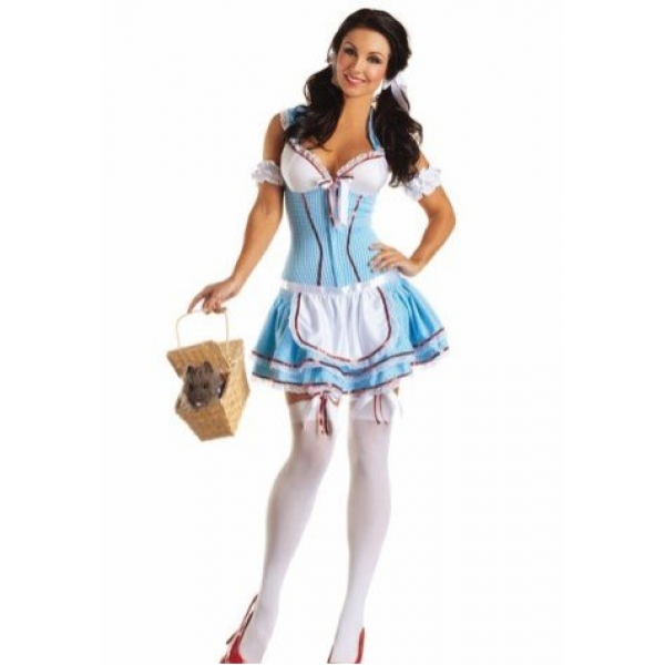 **CELLY** Imported Frisky Alice Costume